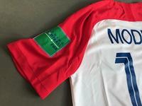 Koszulka piłkarska CHORWACJA NIKE Breathe Stadium Home 2018 #10 Modrić