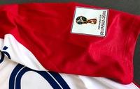 Zestaw piłkarski CHORWACJA NIKE Breathe Stadium Home 2018 #10 Modrić