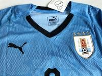 Koszulka piłkarska URUGWAJ PUMA Home 2018 #9 Suarez