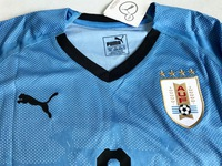 Zestaw piłkarski URUGWAJ PUMA Home 2018 #9 Suarez