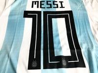 Zestaw piłkarski ARGENTYNA 2018 Authentic ADIDAS #21 DYBALA