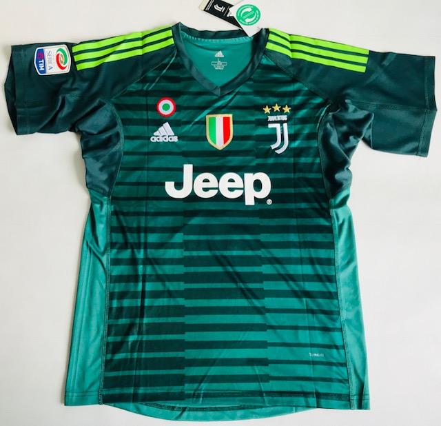 e5a0758f8f148 Koszulka Bramkarska Juventus Turyn 18 19 Adidas  1 Szczesny