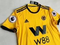 Koszulka piłkarska WOLVERHAMPTON Adidas 18/19 Home