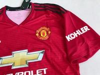 Koszulka piłkarska MANCHESTER UNITED Home 18/19 Authentic ADIDAS, #9 Lukaku