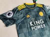 Koszulka piłkarska LEICESTER Adidas 18/19 Away, #24 Mendy