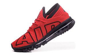 """Buty męskie Nike Air Max Flair """"RED-BLACK"""""""