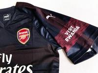 Koszulka piłkarska ARSENAL LONDYN away 18/19 PUMA #14 Aubameyang