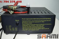 Prostownik EST-307 6V/12V/25A 70-250Ah STEF-POL