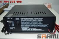 Prostownik EST-303 12V/12A 34-120Ah STEF-POL