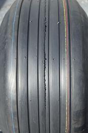 Opona 15x6.00-6 140-6 S-317 6PR 70A6 DELI + dętka TR-13