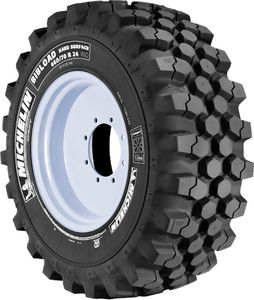 Opona 440/80R24 BIBLOAD HARD SURFACE 161A8/161B TL MICHELIN