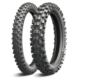 Opona 80/100-21 STARCROSS 5 51M TT MICHELIN medium