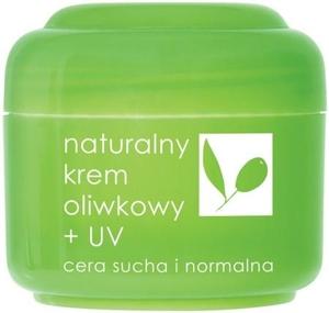 ZIAJA Oliwkowa, Naturalny krem oliwkowy + UV, 50 ml