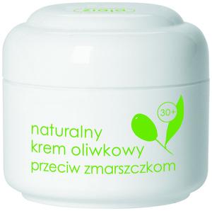 ZIAJA Oliwkowa naturalny krem oliwkowy przeciw zmarszczkom 30+  50 ml
