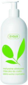 ZIAJA Oliwkowa naturalne oliwkowe mleczko do ciała 400 ml