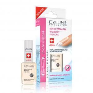 EVELINE Nail Therapy, Preparat przyspieszający wzrost paznokci, 12 ml