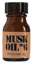 GOSH Musk Oil No.6,  Perfumy w olejku, 10 ml