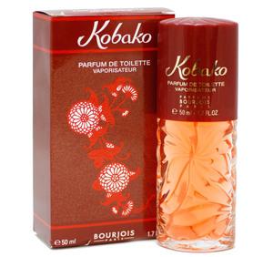 BOURJOIS Kobako EDT, Damska woda toaletowa, 50 ml