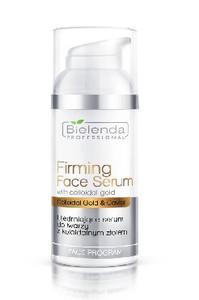 BIELENDA  Professional, Ujędrniające serum z koloidalnym złotem, każda cera, 50 ml