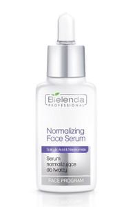 BIELENDA Professional, Serum normalizujące do twarzy, cera trądzikowa, łojotokowa, tłusta, 30 ml