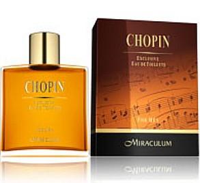 MIRACULUM Chopin EDT, Męska Ekskluzywna woda toaletowa 100 ml, NOWOŚĆ!