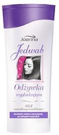 JOANNA Jedwab, Wygładzająca odżywka do włosów suchych i zniszczonych, 200 ml
