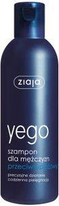 ZIAJA Yego, Szampon przeciwłupieżowy dla mężczyzn, 300 ml