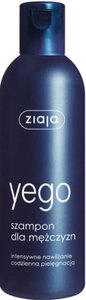 ZIAJA Yego, Szampon dla mężczyzn do każdego rodzaju włosów, 300 ml