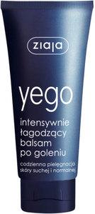 ZIAJA Yego, Łagodzący balsam po goleniu dla mężczyzn, 75 ml