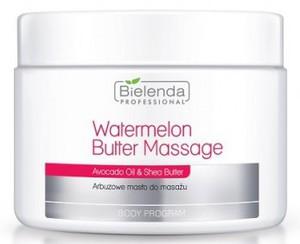 BIELENDA Professional, Arbuzowe masło do masażu ciała, redukcja cellulitu, 500 ml