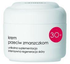 ZIAJA Kremy 30+, Półtłusty, przeciwzmarszczkowy krem na dzień i na noc, każda cera 50 ml