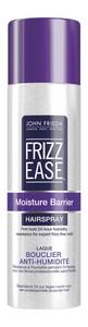 JOHN FRIEDA Frizz Ease, Moisture Barrier Hold Spray, Super mocny lakier do włosów chroniący przed wilgocią, 250 ml