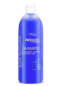 CHANTAL Prosalon Blond, Szampon do włosów blond, siwych i rozjaśnianych, 500 ml