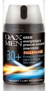 DAX Men, Full Energy, Krem eliminujący oznaki zmęczenia  30+, 50 ml
