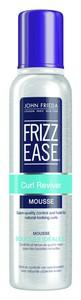 JOHN FRIEDA Frizz-Ease Curl Reviver Mousse, Pianka stylizująca do włosów kręconych, 200 ml