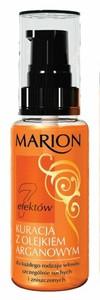 MARION, Kuracja z olejkiem arganowym do włosów suchych i zniszczonych, 50 ml