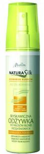 MARION Natura Silk, Błyskawiczna odżywka bez spłukiwania do włosów blond i rozjaśnionych, 150 ml