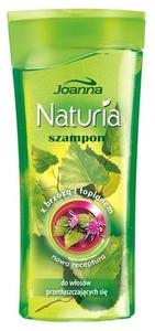 JOANNA Naturia Brzoza i Łopian, Szampon do włosów przetłuszczajacych się, 200 ml