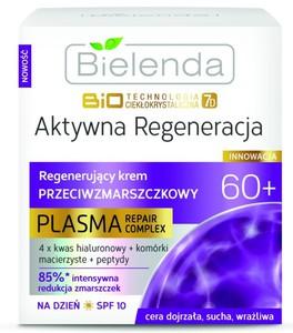 BIELENDA Biotechnologia Ciekłokrystaliczna 7D 60+, Regenerujący krem przeciwzmarszczkowy na dzień, 50 ml