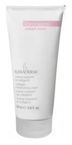 KLERADERM, Idroderm Collastin Cream, Krem z kolagenem do cery suchej, odwodnionej, 200 ml