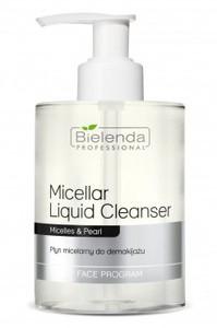 BIELENDA Professional, Płyn micelarny do demakijażu, 300 ml