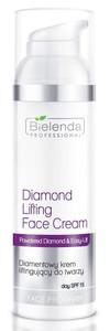 BIELENDA Professional, Diamentowy krem liftingujący SPF15, cera dojrzała, 100 ml