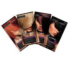 VERONA Ryana Hair Colour Shampoo, Szampon koloryzujący do włosów bez amoniaku, 35 ml