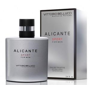 VITTORIO BELLUCCI Alicante, Męska woda toaletowa, 100 ml