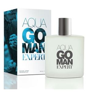 VITTORIO BELLUCCI Aqua Go Men Expert, Męska woda toaletowa, 100 ml