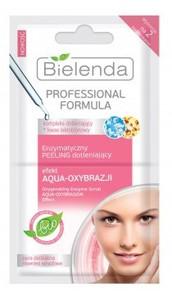 BIELENDA Professional Formula, Enzymatyczny peeling dotleniający EFEKT AQUA-OXYBRAZJI, 2x5g