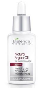 BIELENDA Professional, Naturalny olej arganowy do masażu twarzy, 30 ml