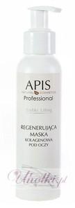 APIS Szybki Lifting, Regenerująca maska kolagenowa pod oczy, każda cera, 100 ml