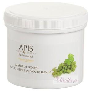 APIS Vitamin Balance, Maska algowa witaminowa, cera wrażliwa, naczynkowa, 250g/ 650 ml