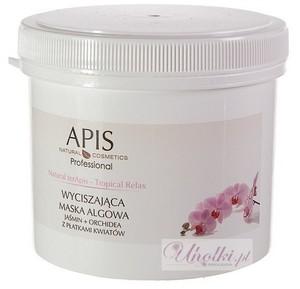 APIS Tropical Relax, Maska algowa wyciszająca, cera zmęczona, zestresowana, 250g/650 ml
